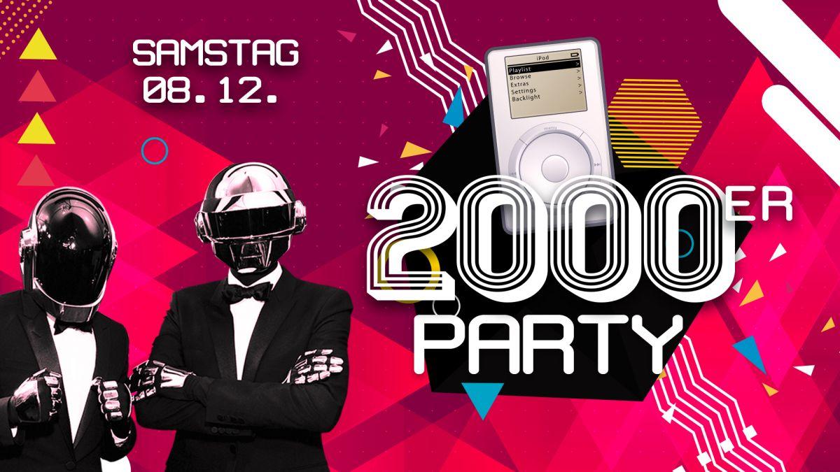 Die 2000er Party