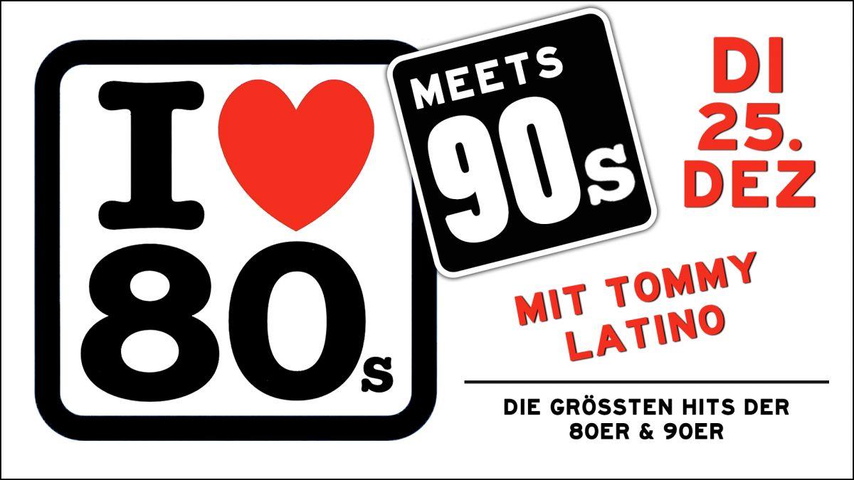 80er meets 90er Party