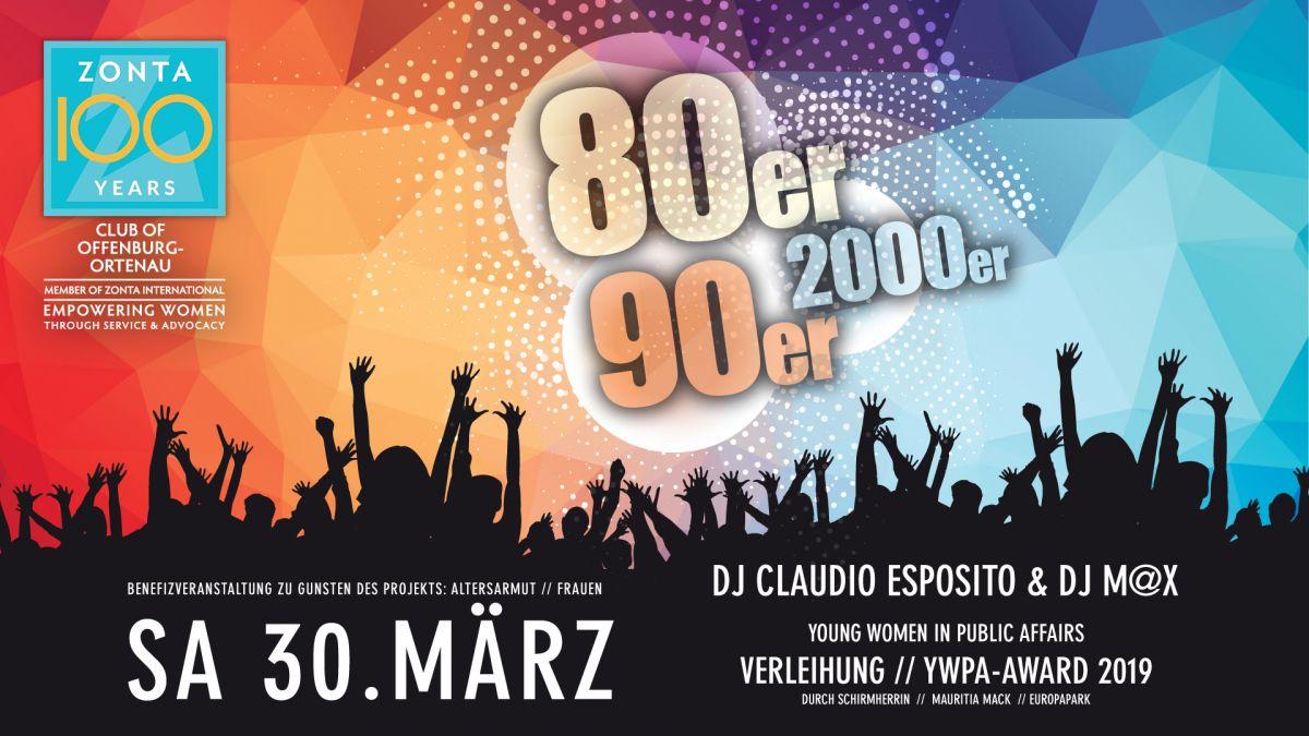 DISCO NIGHT - 80er 90er 2000er