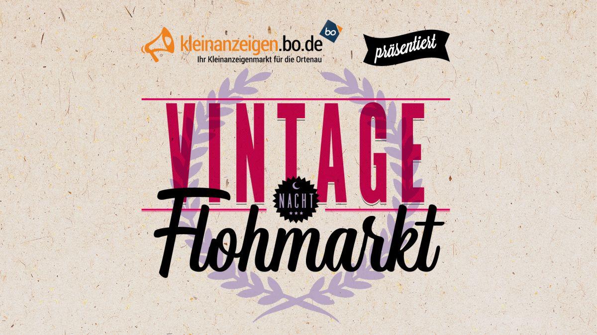 Vintage Flohmarkt