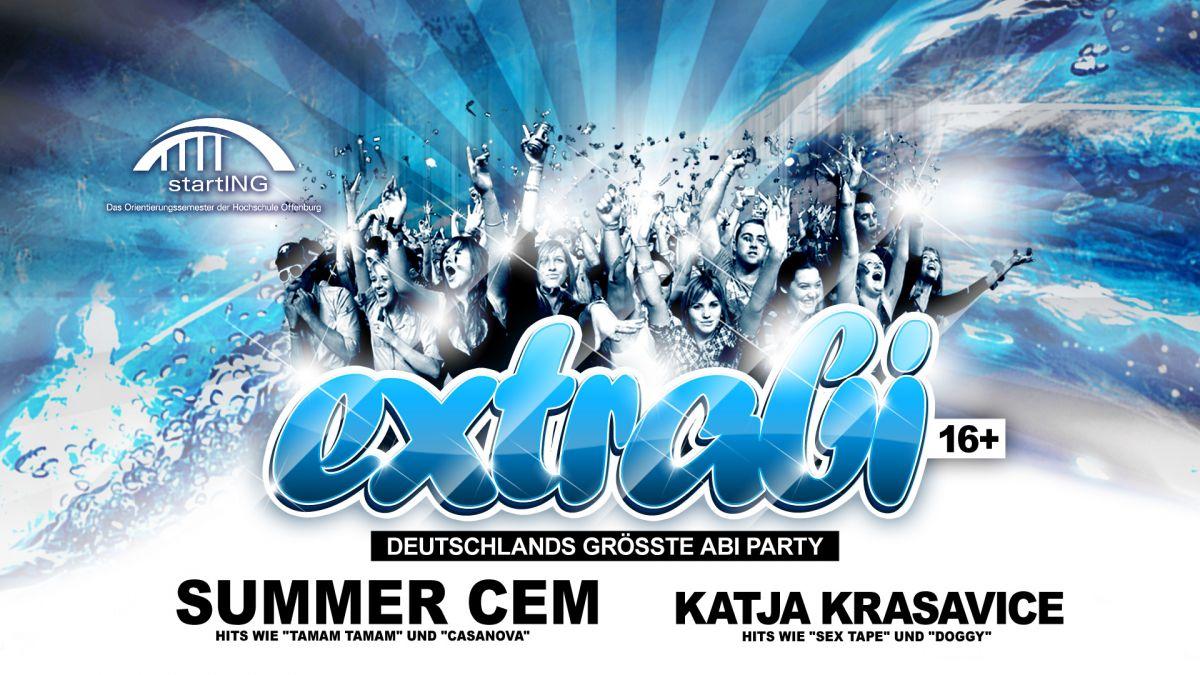 Extrabi 2019 - Deutschlands größte Abi- Party