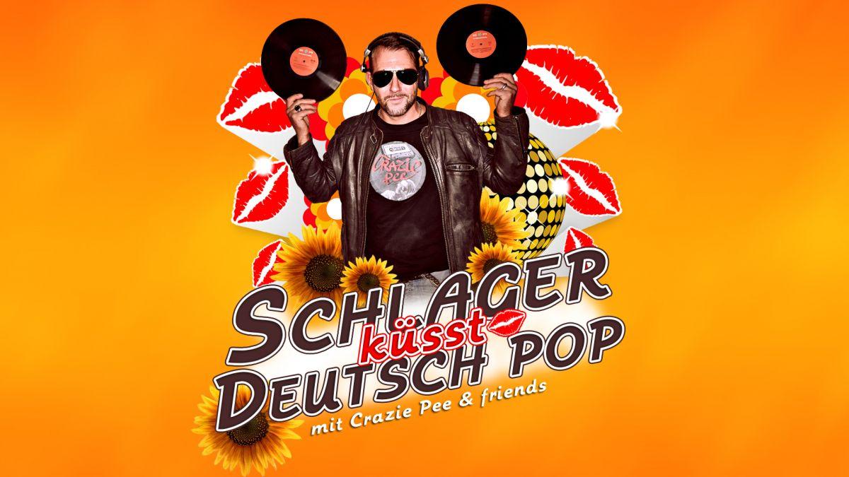 Schlager Küsst Deutsch Pop