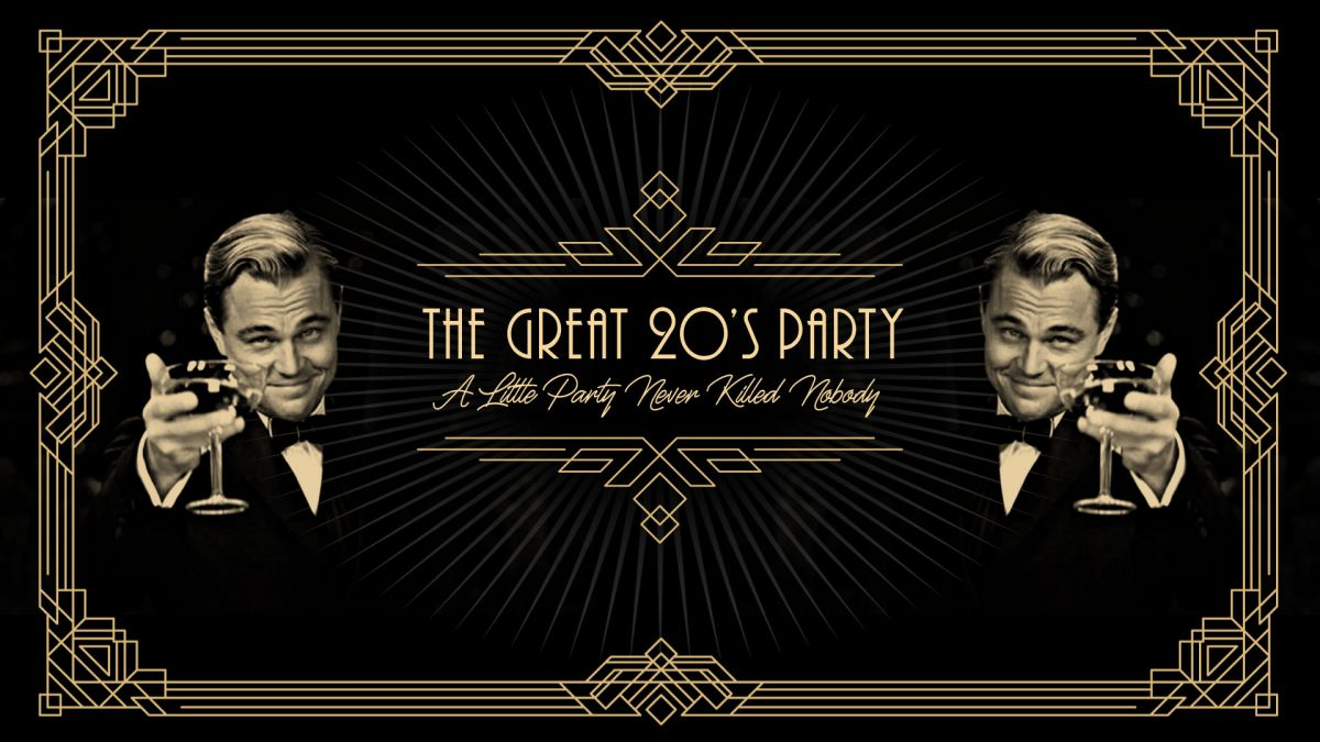 The Great 20s Party