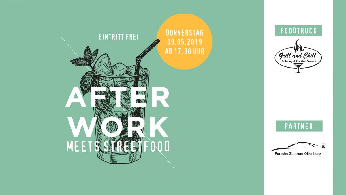 Afterwork meets Streetfood