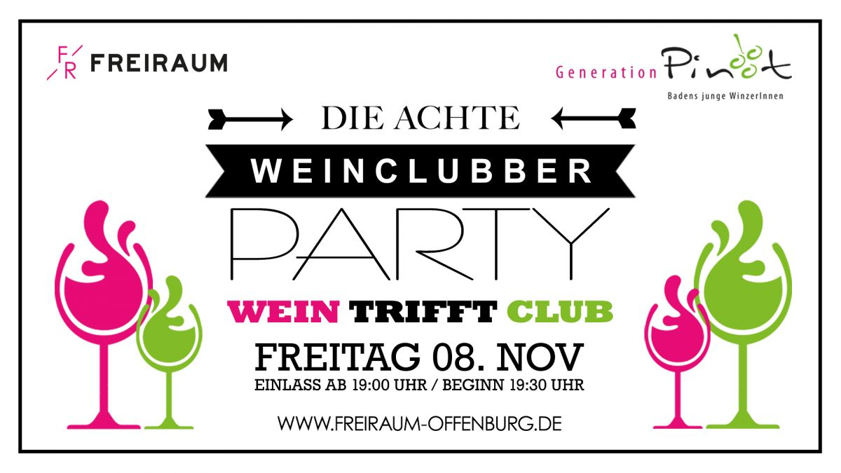 Weinclubber Party