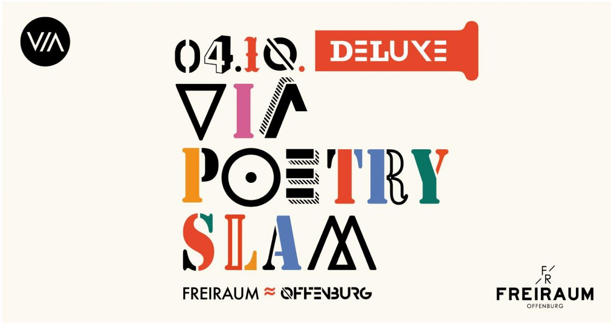 VIA Poetry Slam Deluxe