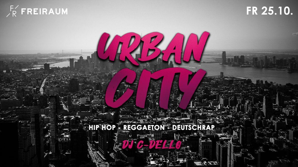 Urban City #1