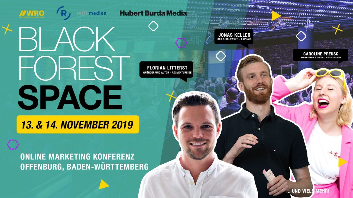 Black Forest Space 2019