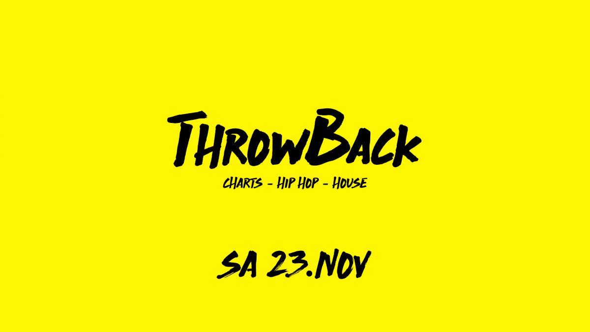 2 Jahre Throwback - das Jubiläum!