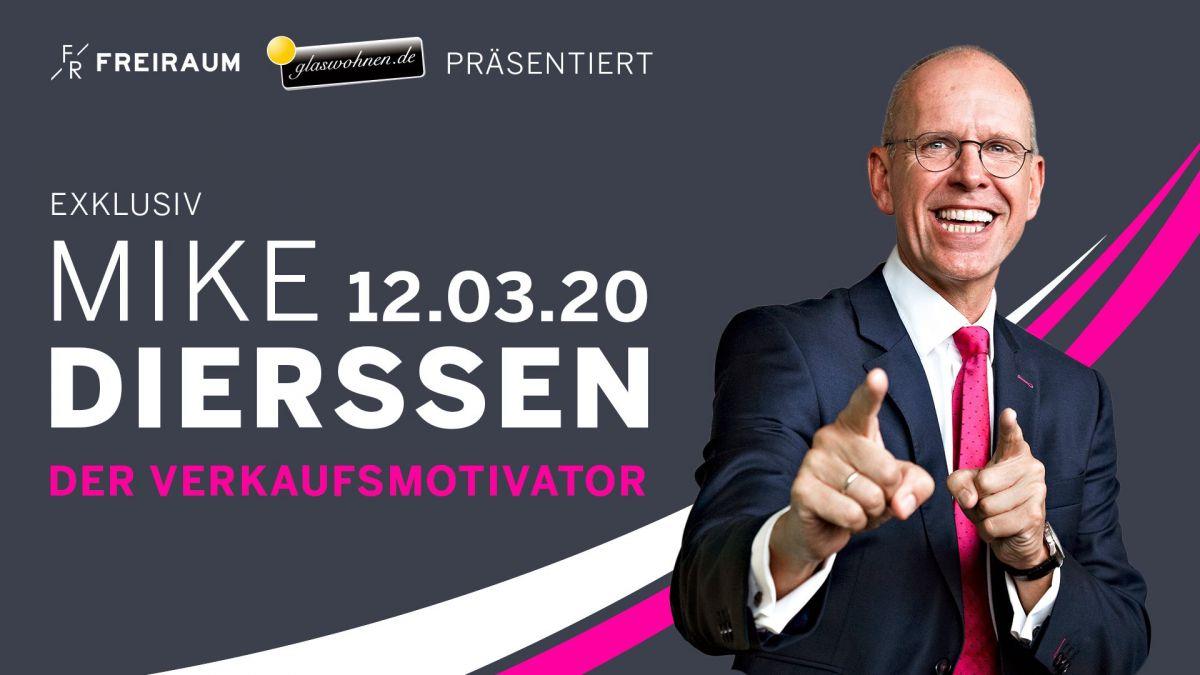 Mike Dierssen exklusiv - der Verkaufsmotivator