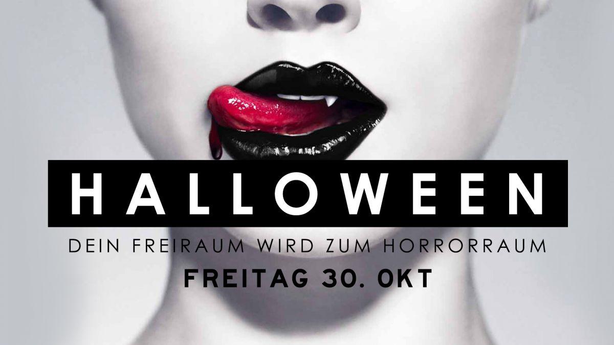 Halloween im Freiraum (Tag 1)