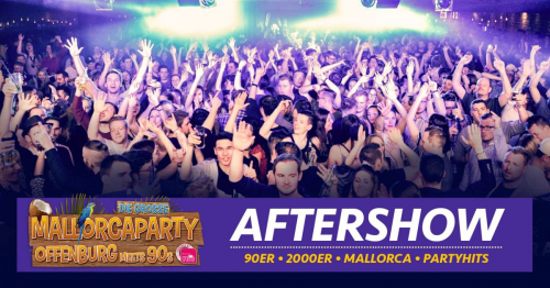 Mallorca meets 90s Aftershow Party
